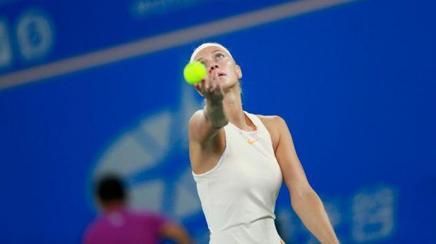 Kvitová se v Praze chystá na finále Fed Cupu i Turnaj mistryň
