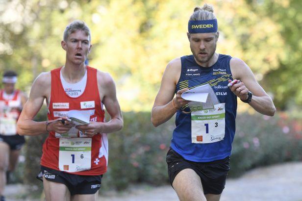 Orientačním běžcům domácí trať svědčí, smíšená štafeta skončila třetí