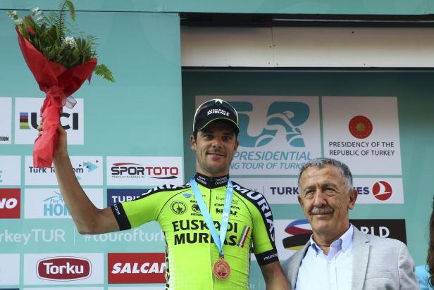 Prades rozhodl o svém triumfu v závodu Kolem Turecka až v poslední etapě