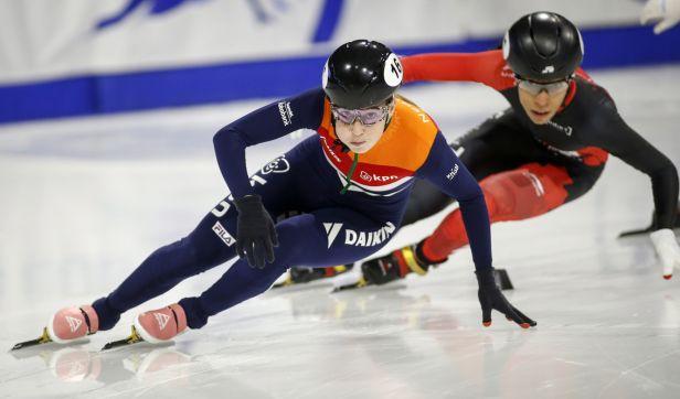 V Calgary zajela nejlepší výsledek rychlobruslařka Došlá, skončila dvanáctá na pětistovce