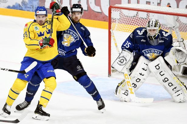 Vehviläinen vychytal po Češích také Švédy, Finové skončili doma druzí
