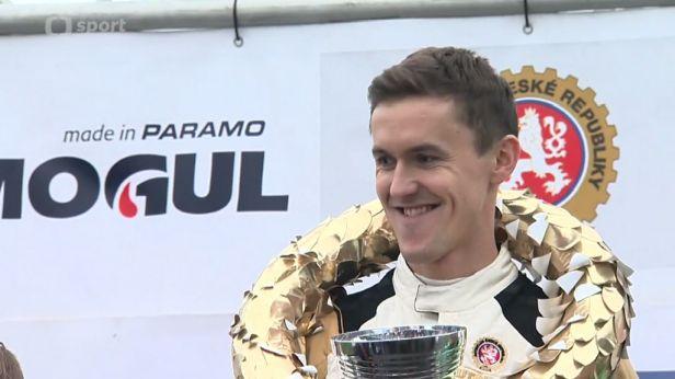 Římská rallye přinesla Marešovi osmé místo, vyhrál Rus Lukjaňuk