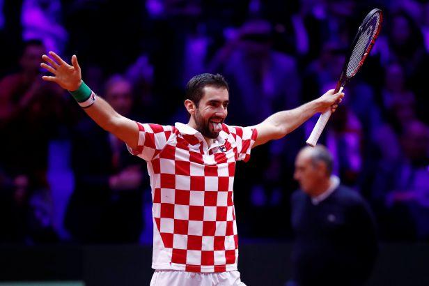 Finálové skupiny Davis Cupu rozlosovány. Chorvatští obhájci vyzvou Rusko a Španělsko