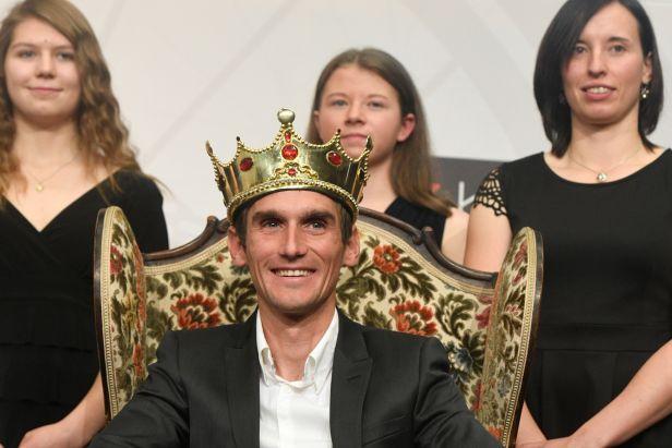 Králem cyklistiky se stal popáté v kariéře Kreuziger. Poprvé anketu vyhrál před 14 lety