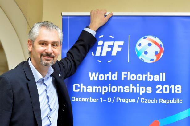 Přelomový šampionát, hlásil napůl spokojený šéf českého florbalu Šuman