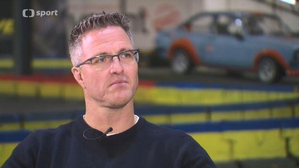 Ralf Schumacher: Myslel jsem si, že budu ve formuli 1 úspěšnější