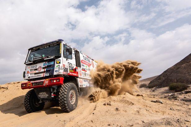 Tatra s Buggyrou zbrojí na Dakar – postaví dva kamiony s automatickou převodovkou