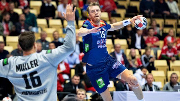 Norové zametli s Maďarskem a postupují, semifinále si zahraje i Dánsko