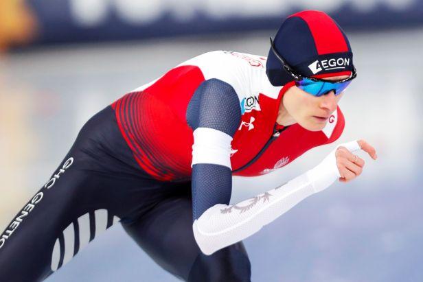 Sáblíková zbrojí na osmnácté zlato z mistrovství světa i prodloužení unikátní série