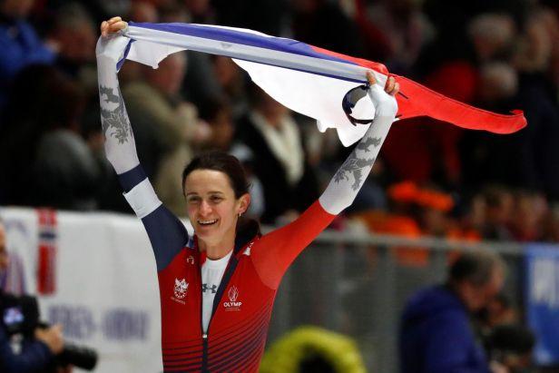 Sáblíková začala světový šampionát skvěle – na 3000 metrů má zlato