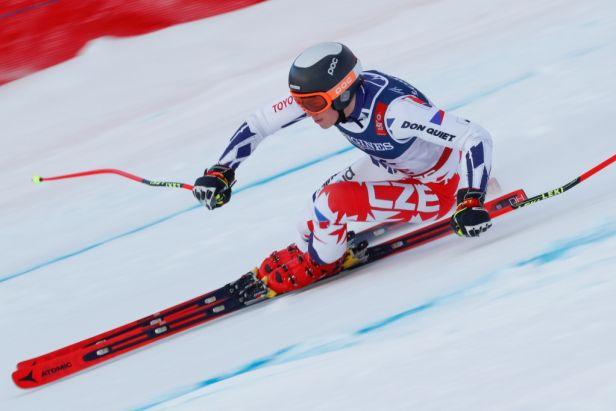 V obřím slalomu bude startovat trojice českých sjezdařů. Krýzla doplnili kvalifikanti Zabystřan s Paulusem