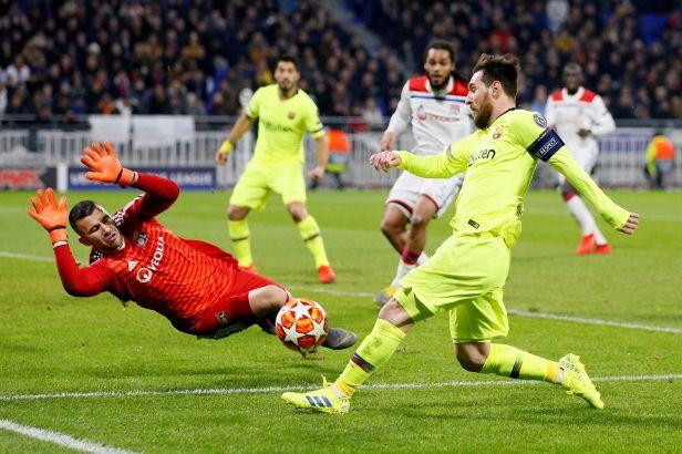 Barceloně nestačilo v Lyonu na gól ani 25 střel. Nebyl to náš večer, přiznal Valverde