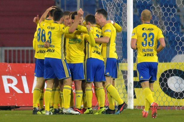 Zlín ukončil sérii porážek, v Ostravě vybojoval výhru 2:1