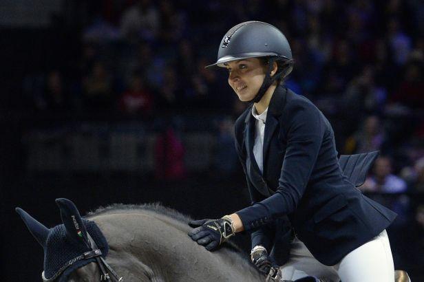Prague Lions s Kellnerovou a její čtvrtmiliardovou klisnou skončili v Dauhá předposlední