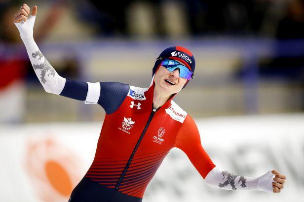 Sáblíková je nejlepší sportovkyní Olympu