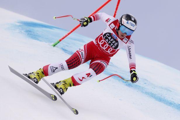 Schmidhoferová ukončila rakouské čekání na sjezdařský glóbus, Ledecká dojela 18.