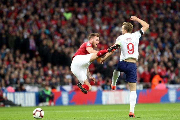 Ve Wembley už s postupem v kapse. Česko si zahraje o první místo ve skupině s Anglií