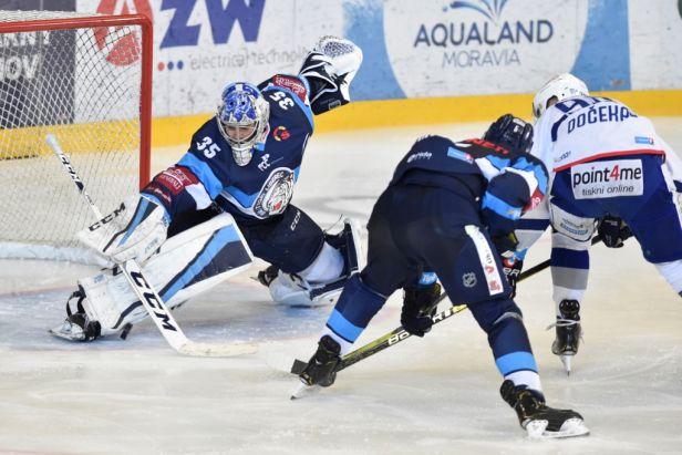 Liberec ubránil těsný náskok a oplatil Kometě výhru na ledě soupeře