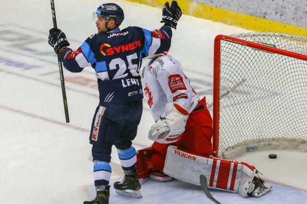 Liberec srovnal finálovou sérii, Havlín zaskočil Hrubce v prodloužení