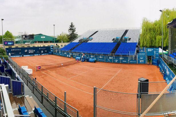 Dočká se Prague Open radikálních změn? Ve hře je změna termínu i dějiště turnaje