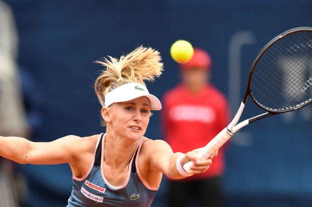 Bojovnice Muchová padla v pražském turnaji až ve finále s Teichmannovou