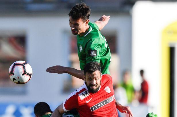 Marné čekání na gól stačilo Příbrami k udržení v lize na úkor Brna