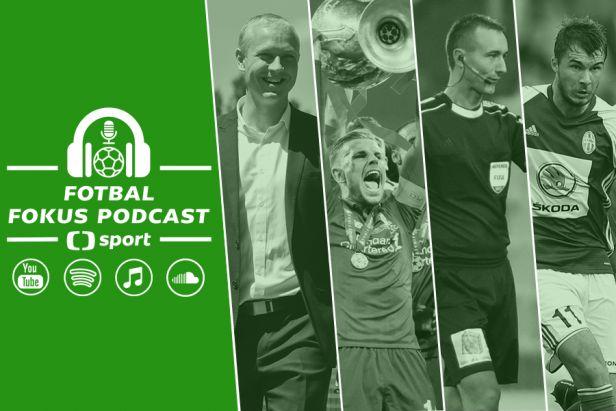 Fotbal fokus podcast: Je Jílek pravým trenérem pro Spartu a zařízli Brno i Jihlavu sudí?