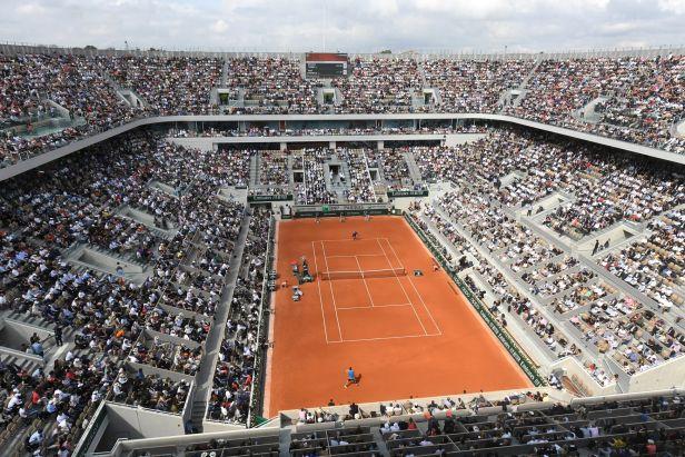 Na French Open bude moci až 20 tisíc fanoušků denně