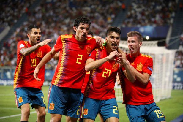 Finálové déjà vu. O titul si to na ME do 21 let rozdají znovu Španělsko a Německo