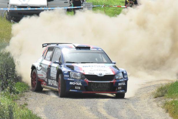 Černý věří, že se červencovou Bohemkou rallyová sezona už naplno rozjede