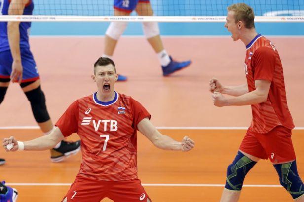 Rusové obhájili titul ve volejbalové Lize národů, ve finále přehráli Američany