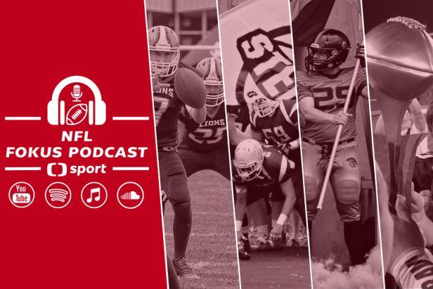 Americký fotbal fokus podcast: Jak atraktivní bude letošní Czech Bowl?