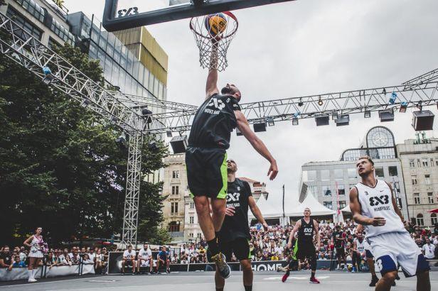 Pražský turnaj 3x3 World Tour ovládla Riga