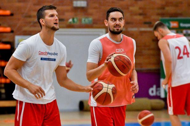 Poslední šance vidět doma české basketbalisty před MS. Na Královce sehrají přípravný turnaj