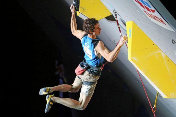 Ondra v lezení na obtížnost nenašel přemožitele a je mistrem světa