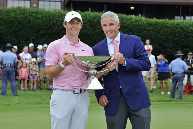 McIlroy získal Tour Championship a s ním i celý FedEx Cup