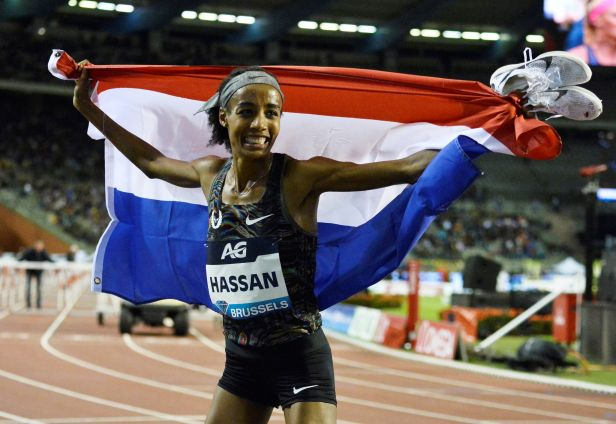 Diamantový double v Bruselu získali Hassanová a Lyles