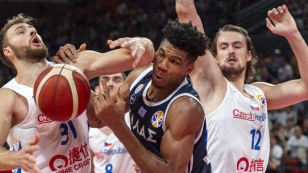 Senzace pokračuje. Čeští basketbalisté jsou ve čtvrtfinále MS, narazí na Austrálii