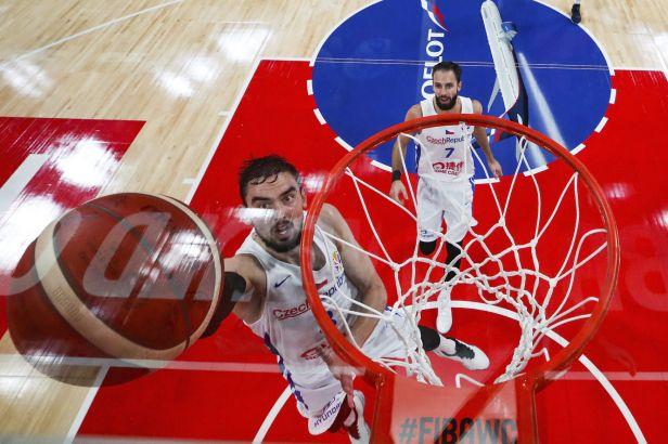 Čtvrtfinále. Basketbalisté se střetnou s Australany o postup a vidinu olympijských her