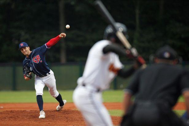 Baseballisté zabrali, v olympijské kvalifikaci rozdrtili Jihoafričany