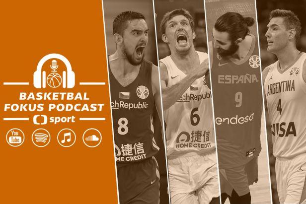 Basketbal fokus podcast: Hodnocení MS a jak uchopit úspěch českého basketbalu