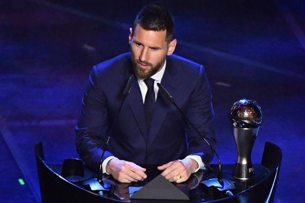 Messi se vrátil na fotbalový trůn. Podle FIFA je nejlepším hráčem roku