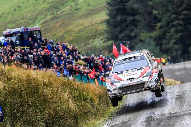 Tänak v Britské Rallye ujel všem a přiblížil se k titulu mistra světa