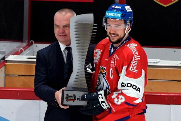 Druhý triumf v historii. Čeští hokejisté vynulovali Rusko a ovládli Turnaj Karjaly