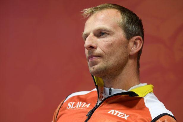 Domácí šampionát na kolečkových lyžích ovládli Řezáč a Moravcová