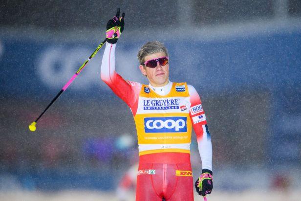 Sprinty ve Falunu vyhráli domácí Svahnová a Nor Klaebo, Novák vypadl ve čtvrtfinále