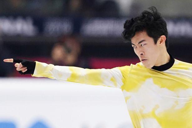 Chen se blýskl dvěma rekordy a potřetí v řadě ovládl ve finále Grand Prix