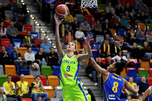 Basketbalistky USK začínají v Evropské lize s Fenerbahce