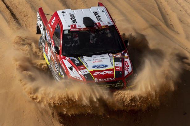 MS bude mít i cross country rallye, součástí bude Dakar