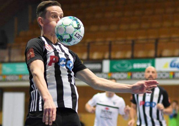 Sopůšek s Doubravským rozebrali Budějovice, Hodonín slaví druhé vítězství ve futsalové lize